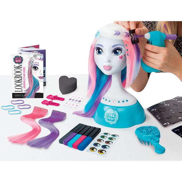 студия причесок и макияжа Style Cool Spin Master купить недорого