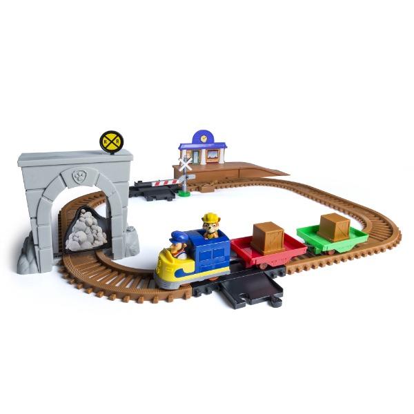 Железная дорога спасателей «Щенячий патруль» Paw Patrol
