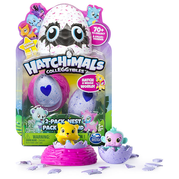 Коллекционная фигурка Хетчималс (2 штуки) Hatchimals