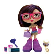 Интерактивная кукла Эбби Брюнетка Abby Chatsters