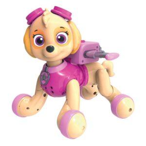 Интерактивный робот-собака Щенок Скай Zoomer Skye Щенячий патруль