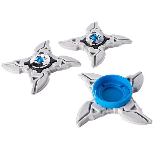 Набор метательных звезд Ниндзя 3 штуки Spy Gear