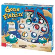 Настольная игра Веселая рыбалка Games