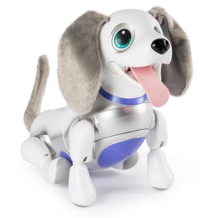 Интерактивный игривый щенок Playful Pup Zoomer