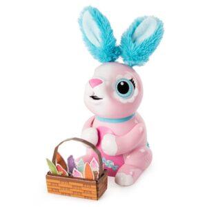 Интерактивный Кролик Хрумчик Shreddy Hungry Bunnies Zoomer
