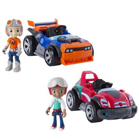 Игровой набор Построй машину героя Rusty Rivets