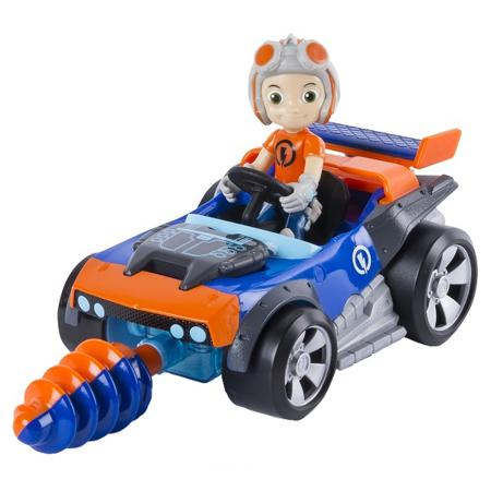 Набор Построй машину героя KART BUILD Rusty Rivets