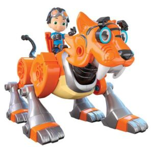 Робот трансформер Тигрбот Rusty Rivets
