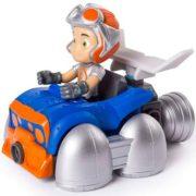 Строительный набор малый с фигуркой героя FLYING RUSTY KART Rusty Rivets