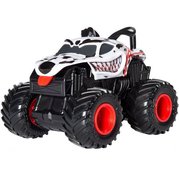 Monster Jam Монстр Джем машинка Звуки мотора Mutt Dalmatian