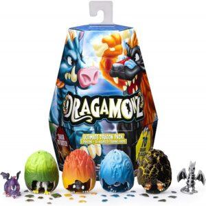 Большое яйцо Ultimate 6 драконов Dragamonz