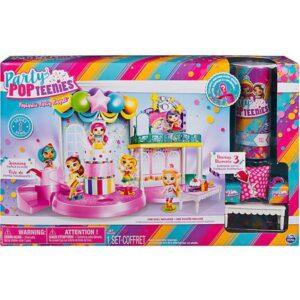 Игровой набор Вечеринка 3 в 1 Party Popteenies