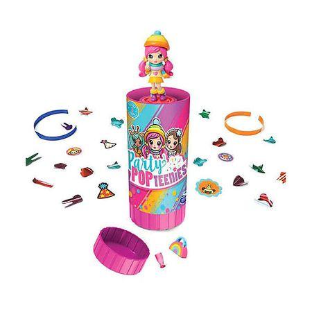 Игровой набор Хлопушка с сюрпризом Party Popteenies