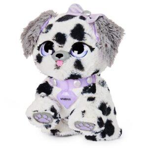 Интерактивный щенок сюрприз Далматинец Бриллиантик Diamond Dalmatian Present Pets Puppies