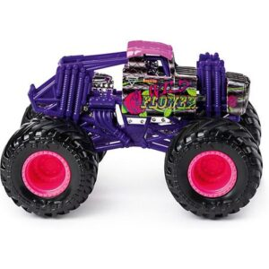 Мини-машинка Monster Jam Wild Flower