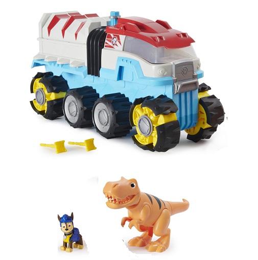 Набор Вездеход с динозавром Dino Patroller Vehicle Щенячий патруль Paw Patrol