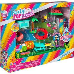 Набор Вечеринка у бассейна Party Popteenies