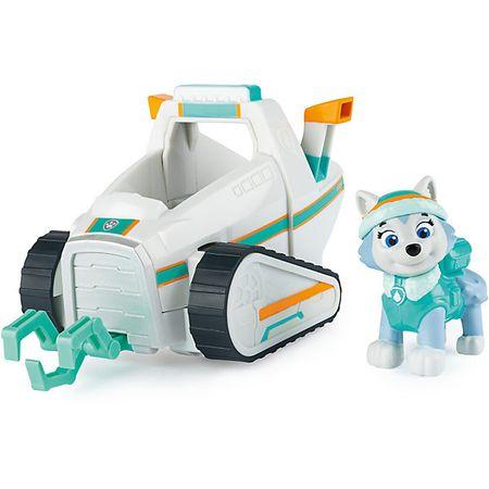 Набор Cнегоочистительная машинка с Эверест Щенячий патруль Paw Patrol