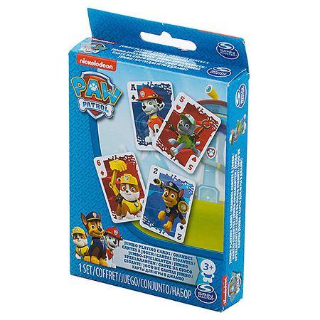 Настольная игра с карточками Щенячий Патруль
