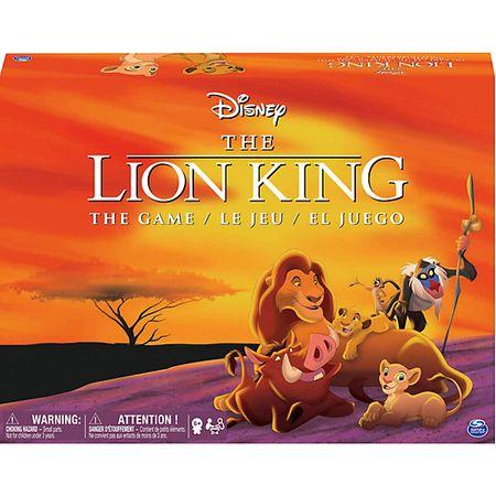 Настольная классическая игра Король Лев