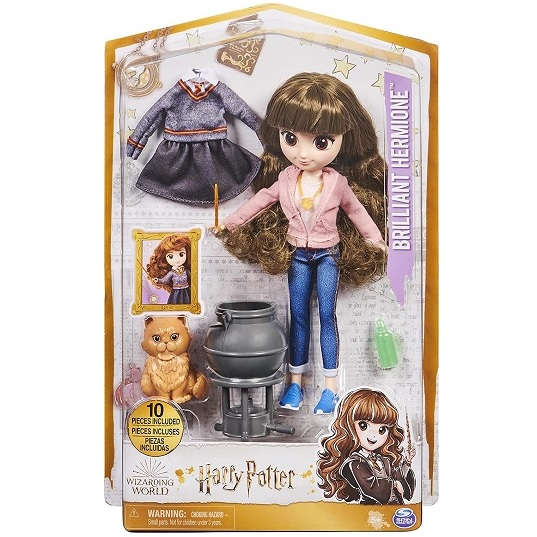 Кукла Гермиона с аксессуарами Brilliant Hermione
