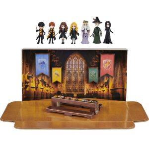 Полная коллекция кукол из Мира Чародейства и Волшебства Гарри Поттера